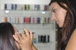 Permanent Make-up Eyeliner in Zürich