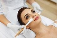 Kosmetikstudio in unserem Schönheitssalon